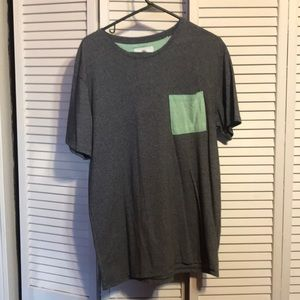 NWOT men's On the Byas tee